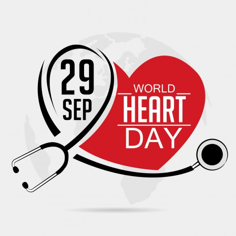 World Heart Day, 29th September 2018