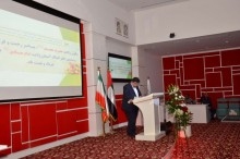 Iranian Hospital Convention Center Inaugurated