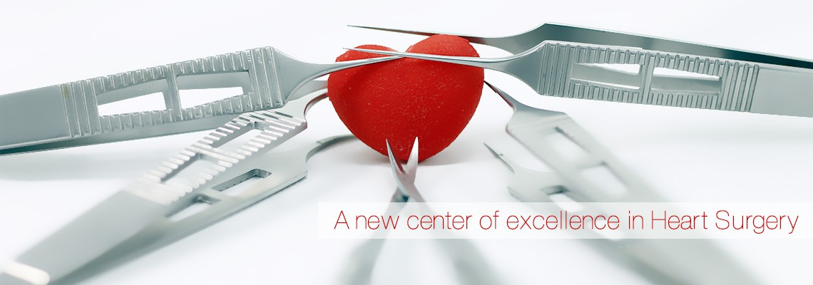 A new center of excellence in Heart Surgery